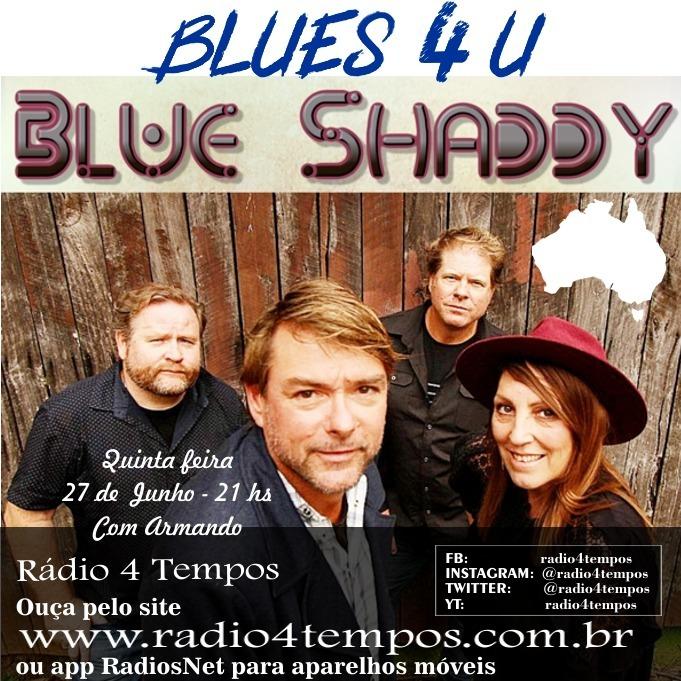 Rádio 4 Tempos - Blues 4 U 09:Rádio 4 Tempos