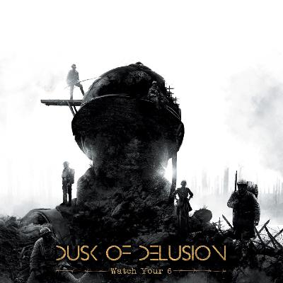 213Rock Podcast interview Dusk of Delusion New album Watch your 6  27 02 2020