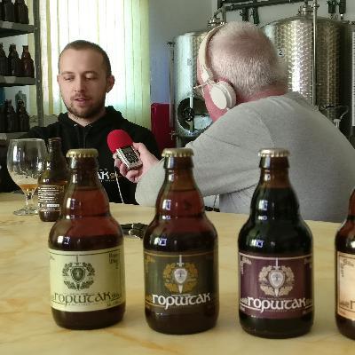 Gorstak Pivo - Craft Beer in Bosnia and Herzegovina | The Balkan Adventures Podcast