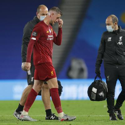 Blood Red: Why Jordan Henderson's injury is not all bad news, Salah's golden boot pursuit, and the Klopp-Dyche lockdown Zoom calls