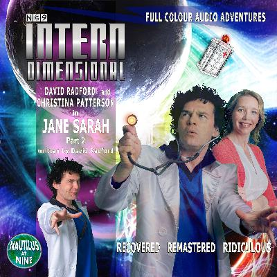 INTERN DIMENSIONAL: Jane Sarah - Part 2