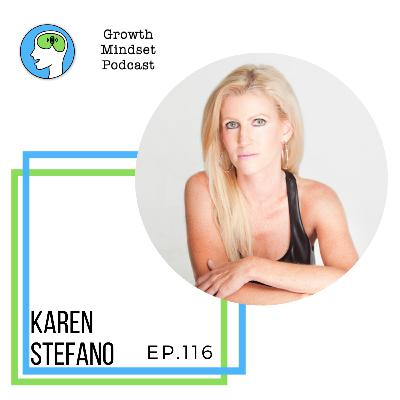 116: Trauma and Mental Health - Karen Stefano, Author - What a Body Remembers