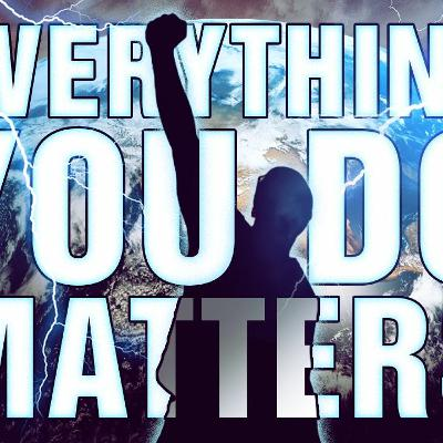 EVERYTHING YOU DO MATTERS! Stefan Molyneux Interviewed by Joseph Cotto