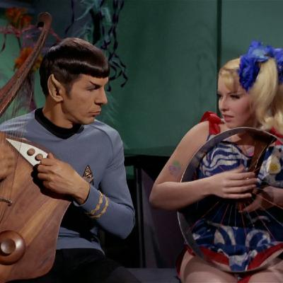 ...About Music and Pop Culture in Star Trek