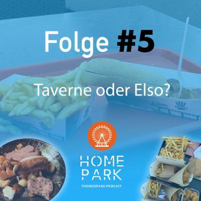 Folge #5 - Taverne oder Elso?
