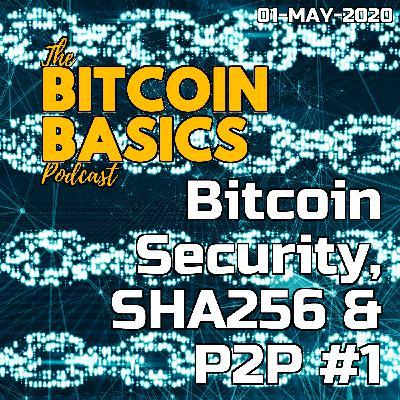 Bitcoin Basics: #15 Bitcoin Security, SHA256 & P2P 1of2 (48)