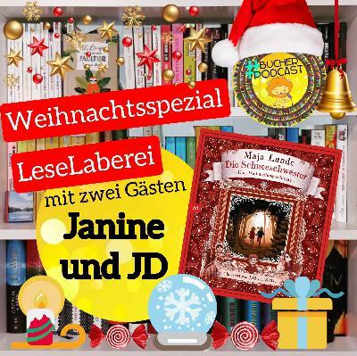 LeseLaberei mit Janine und JD: Die Schneeschwester