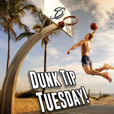 Is It Possible?! Dunk Tip Tuesday Ft. BARTH!