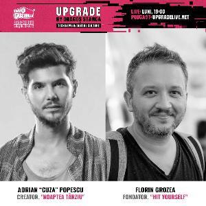 #19 IDOLII DIGITALI AI NOII GENERAȚII| Adrian Popescu - Noaptea Târziu & Florin Grozea - HitYourself