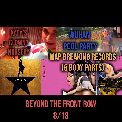 015: Wuhan Pool Party • Katy's Clown Nursery • 'WAP' Injuries • Hamilton Breaks 1964 Record & More!