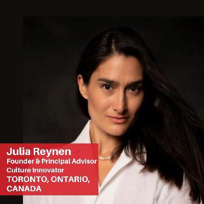 Episode 27 Podcast Trailer - Julia Reynen