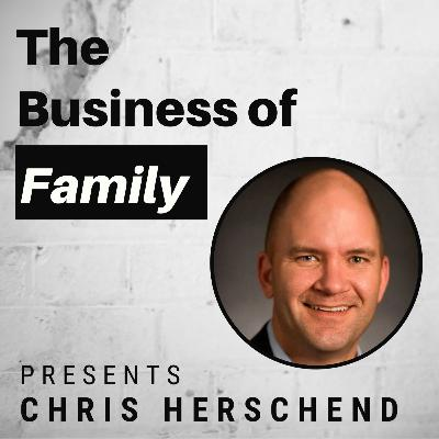Chris Herschend - Third-Generation Owner of Theme Parks, Attractions & The Harlem Globetrotters  [The Business of Family]