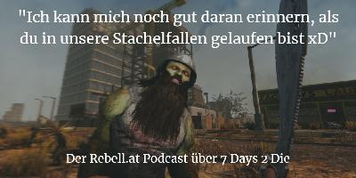 7 Days To Die: Verfressene Rebellen gegen die Blutmond-Zombies