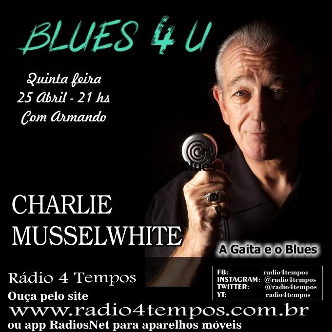 Rádio 4 Tempos - Blues 4 U 07:Rádio 4 Tempos