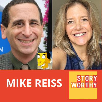 670 - Texas Banned My Children's Book with Writer/Traveler Mike Reiss