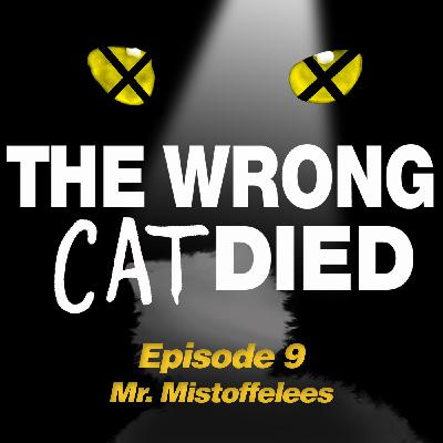 Ep13 - Mr. Mistoffelees, the magical one