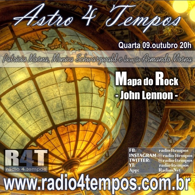 Rádio 4 Tempos - Astro 4 Tempos 19:Rádio 4 Tempos