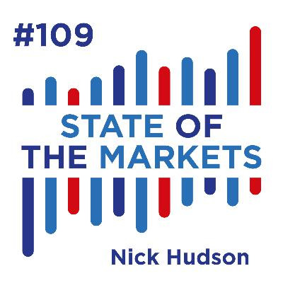 #109 Nick Hudson: Coronavirus Special & The Most Important Book Ever Written