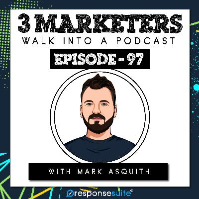 097: Unique Ways To Grow Your Podcast Following In 2020 [Mark Asquith]