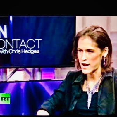"""Helen Buyniski talks """"Covid19 Lockdown"""""""