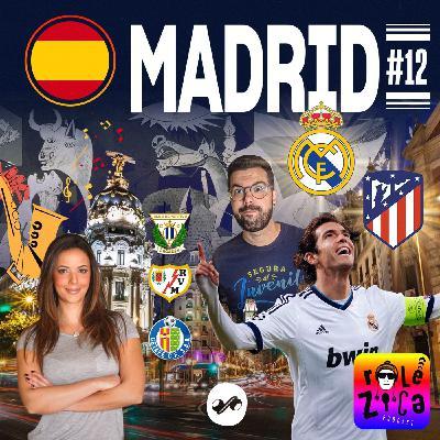 Madrid dos pecados: da soberba real a uma gula surreal