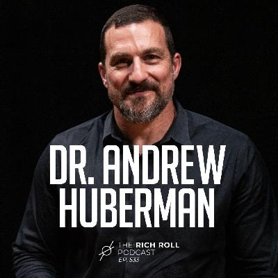 How to Change Your Brain With Dr. Andrew Huberman (+ Utkarsh!)