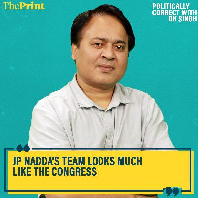 Politically Correct:  Turncoats, defectors & losers in BJP president J P Nadda's new team does not give merit a chance