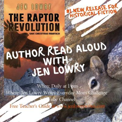 Read Aloud of The Raptor Revolution to Support Families