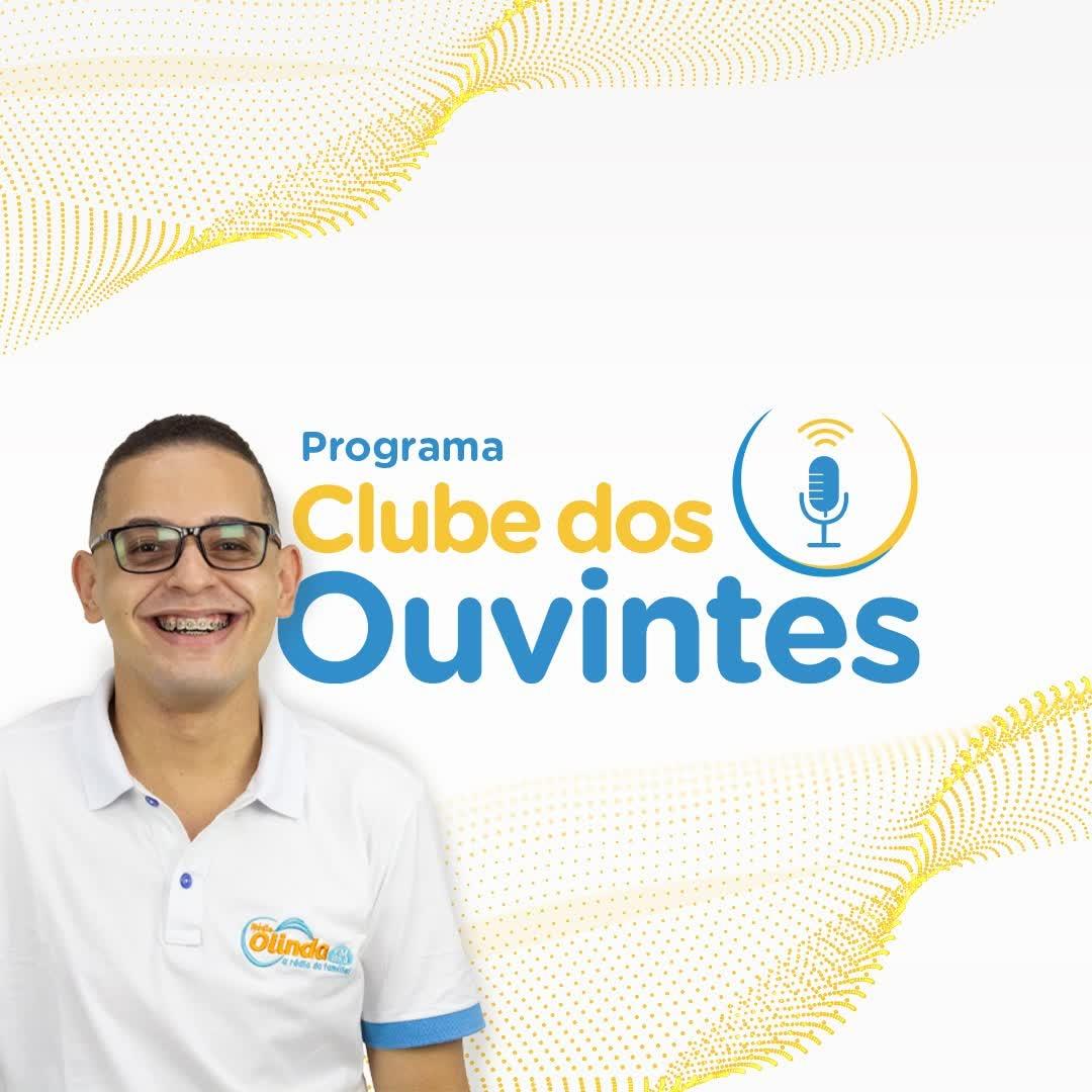 ENTREVISTA - CLUBE DOS OUVINTES - CREUZA ARAGÃO - QUINTA - 13.05