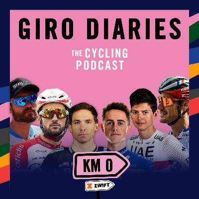 158: Kilometre 0 – Giro Diaries – Part 3