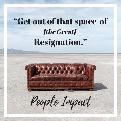 Resignation or Redesign