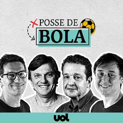 #170: Galo perde e Flamengo empata, Palmeiras reage, São Paulo x Corinthians