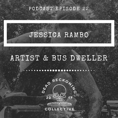 DRC22: Jessica Rambo [Painted Buffalo Travel Studio]