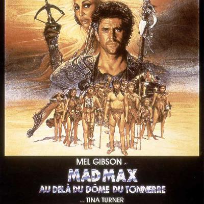 #34 Mad Max : Au-Delà du Dôme du Tonnerre - Elise Lépine