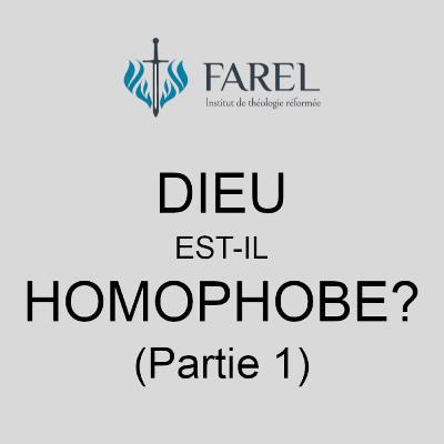 Dieu est-il Homophobe? (Partie 1) - Présentations