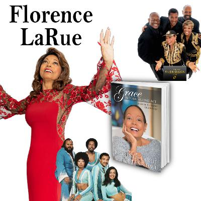 """Harvey Brownstone Interviews Florence LaRue, Star of Legendary Music Group, """"The 5th Dimension"""" and Author"""