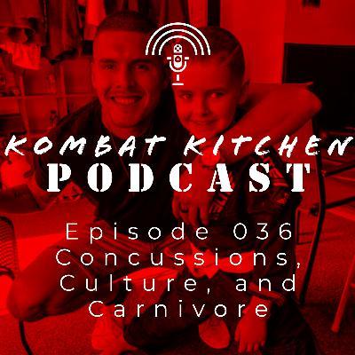 Concussions, Culture, and Carnivore | Episode 036