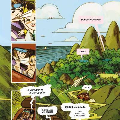 Incontro - Anna e la famosa avventura nel bosco stregato di Sara Colaone e Luca Tortolini