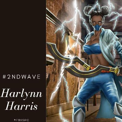 #CREATIVES: Harlynn Harris