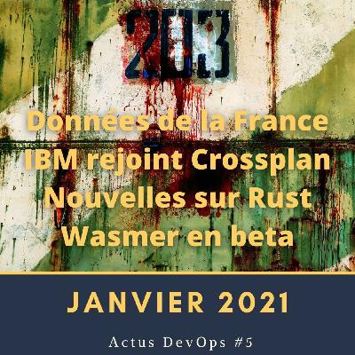 🗞 Actu DevOps #5  - Janvier 2021
