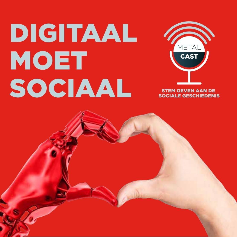 Digitaal moet sociaal
