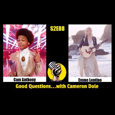 S2E88 - Cam Anthony and Emme Lentino