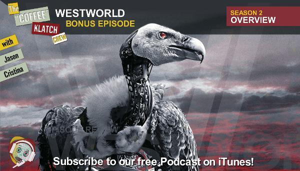 WW – Westworld S2 Bonus - Westworld
