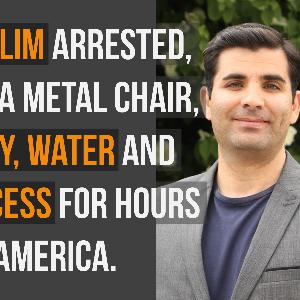 Pastor, Ex-Muslim Arrested, Handcuffed, Denied Attorney, Water for Hours at the Mall of A