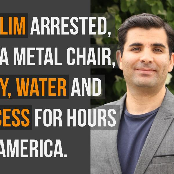 Ep. 3: Pastor, Ex-Muslim Arrested, Handcuffed, Denied Attorney, Water for Hours at the Mall of A