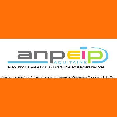 Carte postale radio [2020] : L'Association Nationale des Enfants Intellectuellement Précoces (ANPEIP Aquitaine)