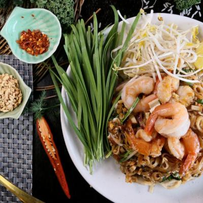 #34: Thais koken met Noi Pia-Ud