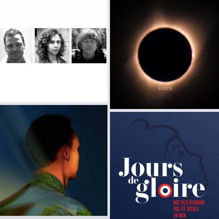 Top 10 des sorties d'albums du 06/11/20 pop/folk/rock/electro/jazz/funk/soul #110