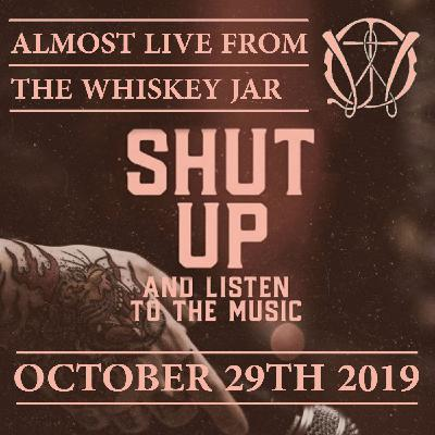 Almost Live From the Whiskey Jar - October 29th 2019 [Episode 50] - Glorious Republic Radio