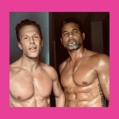 Shaun T and Scottie B are Sweatin' Right Now
